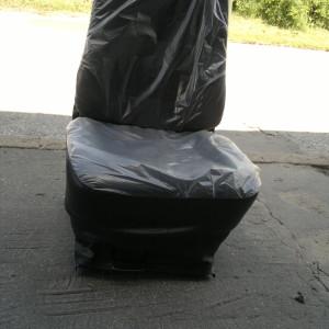 Fotel kierowcy star